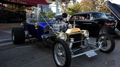 Seal Beach Classic Car Show