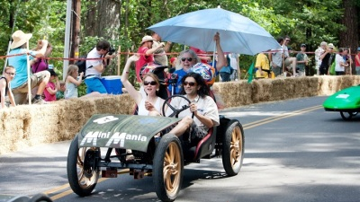 The Soapbox Racers of Nevada City