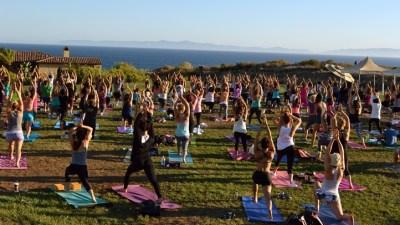 Ocean-Close Yoga at Terranea Resort