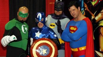 Anaheim Comic Con 2011