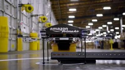 FAA Rules Make Drone Jobs Head Overseas