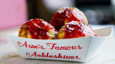 Danish Days: Pastries and Parades