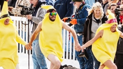 Big Bear Brisk: Polar Plunge