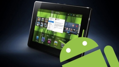 PlayBook Looks Even More Android Ready