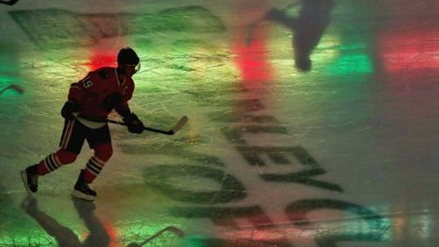 Ducks vs. Blackhawks: First Thoughts
