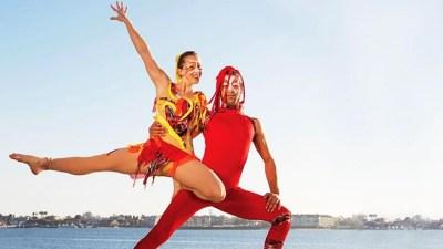 Zany Times: San Diego Busker Festival