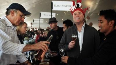 Mendo Wine & Crab Fest