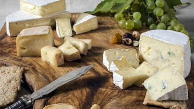 Bay Area Bliss: Cheese Parties