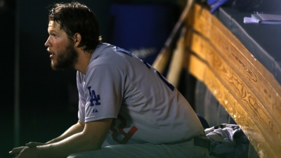 Kershaw Closing in on Hershiser