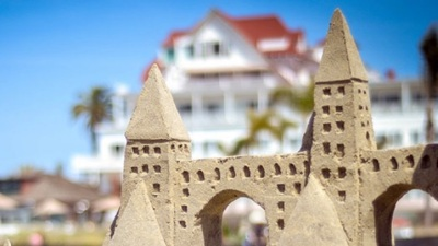 Beach Pursuits: A Hotel Del Package