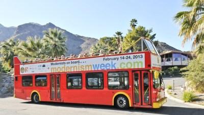 Hot Ticket: Modernism Week Bus Tours