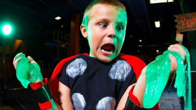 Spooky Science: Discovery Science Center's Eek-Filled Autumn
