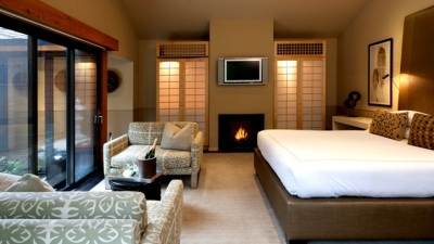 Glen Ellen Getaway: Gaige House's Zen Suite