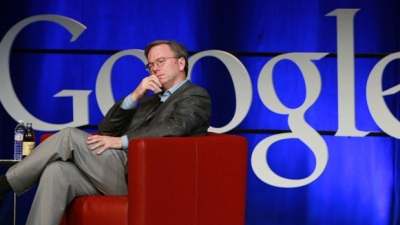 Eric Schmidt Unloads Google Stock