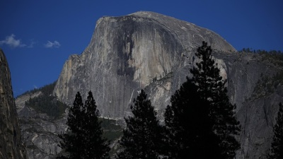It's Open: Yosemite National Park