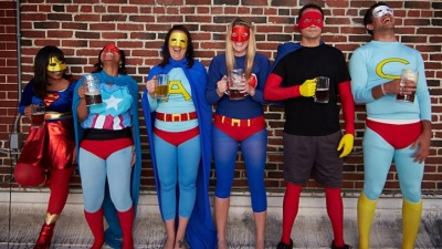 Kooky Craft Brew: Super Hero Beer Fest