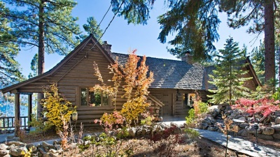 Interested? Howard Hughes's Tahoe Getaway for Sale