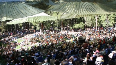 Good Vibes Up the Mountain: Idyllwild Jazz Fest