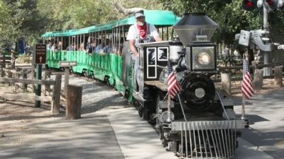 1996 Prices: Irvine Park Railroad Turns 18