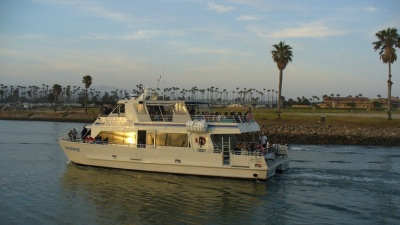 New: Evening Harbor Cruises with Island Packers