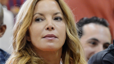 Lakers' Jeanie Buss Comments on Tapes