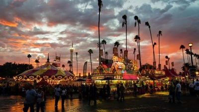LA County Fair: Get Hitched