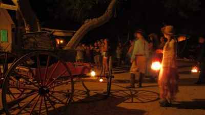 Ghost Night: Lantern Tour or Historic House Visit