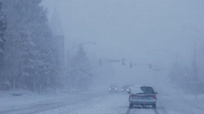 Rejoice, Ski People: The Snow Is Back