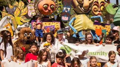 Santa Barbara Earth Day Weekend: It's Big