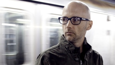 Moby Visits Modernism Week