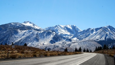 Hikes, Fishing, Drives: Mono County's Unwinterlike Winter