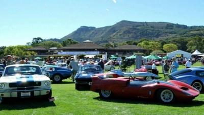 Car Week: Monterey's Got the Gleam