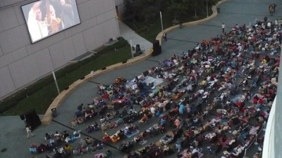 Segerstrom Summer Tradition: Free Films