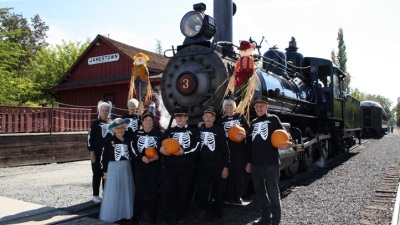 Historic Haunted Express: Gold Country Fun