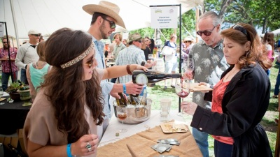 Wineries Celebrate Down to Earth Month