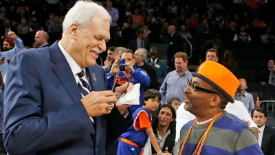 Tuesday: Lakers Vs. Knicks