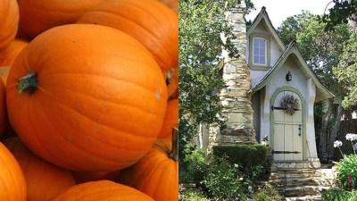Carmel-by-the-Sea Charm: Pumpkin Roll