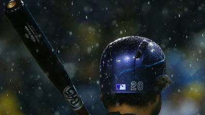 Rockies Rally in 9th to Shock Dodgers 5-4 in Rain-Soaked Game