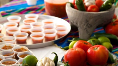 The Great Oxnard Salsa Challenge