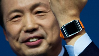 Samsung Smartwatch Runs Tizen, Not Android