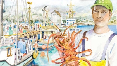 Santa Barbara Harbor Eats: Seafood Bounty