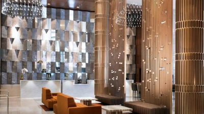 Glam New: Sheraton Grand Los Angeles