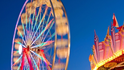 Ocean Breezes and Midway Rides: Ventura County Fair