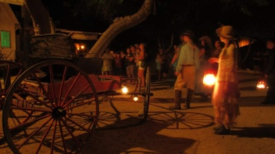 Season Opener: Silver City Ghost Town Tour