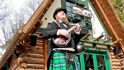 St. Patrick's Day at Skypark at Santa's Village