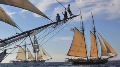 History Ahoy: Tall Ships on the Horizon