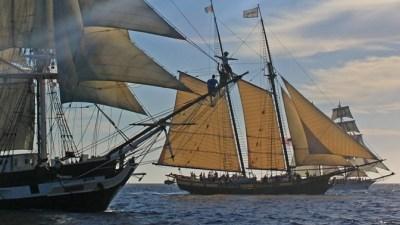 Dana Point Majesty: The Toshiba Tall Ships