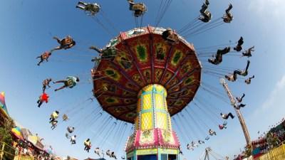 Rides, Treats, Hall and Oates: Ventura County Fair