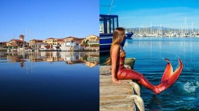 Mermaid Month at Ventura Harbor Village