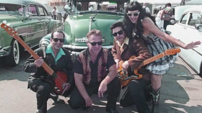 Vintage Vibes: West Coast Rockabilly Showdown